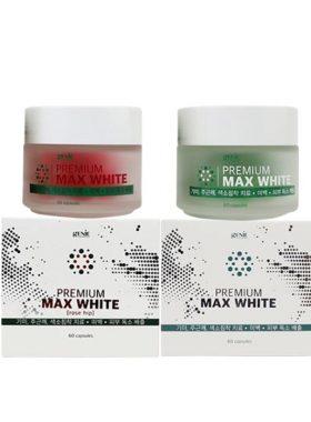 Viên Uống Trắng Da Premium Max White Genie Hàn Quốc