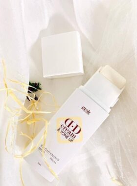 Kem Nền Chống Nắng Genie DD Cream & Tone Up Brightening SPF50 PA+++