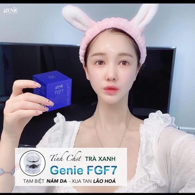 Tinh chất bóc tách nám tàn nhang Genie FGF7